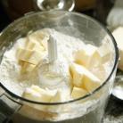 Рецепт Пирог с медом и ежевикой