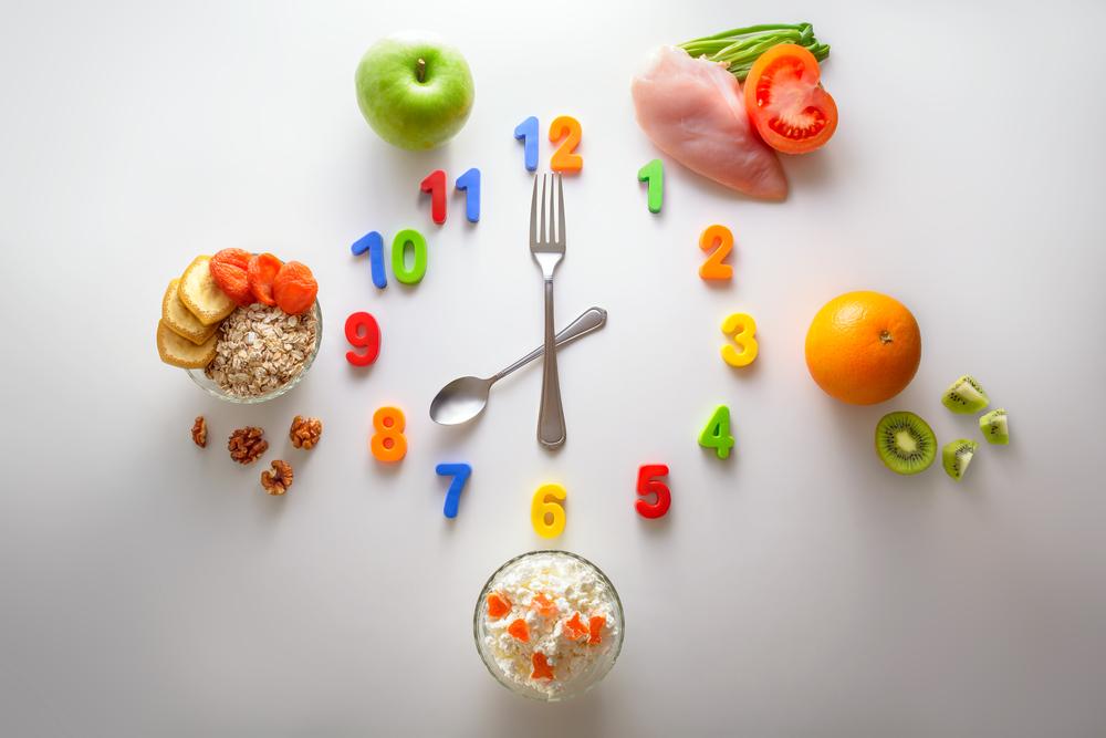 Когда надо кушать?