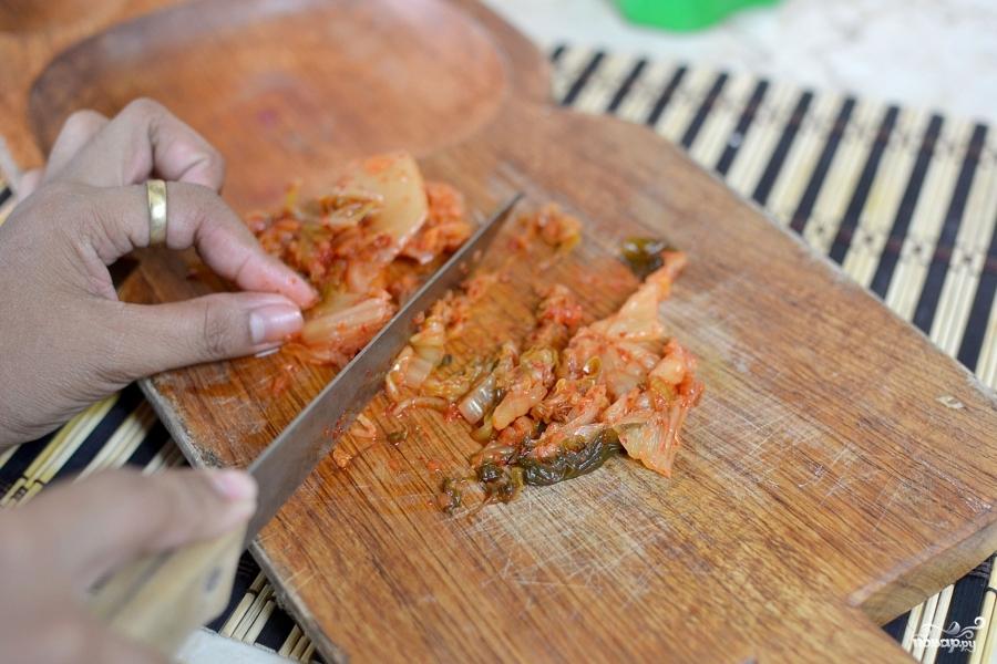 Рецепт Кимчи с рисом