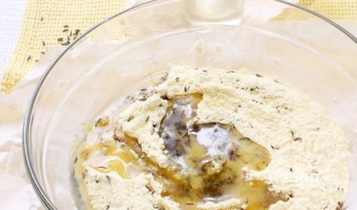Кукурузное печенье - фото шаг 3