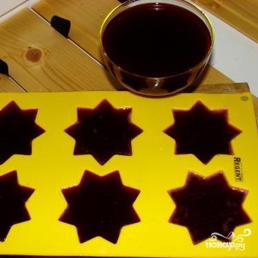 Желе из черной смородины - фото шаг 5