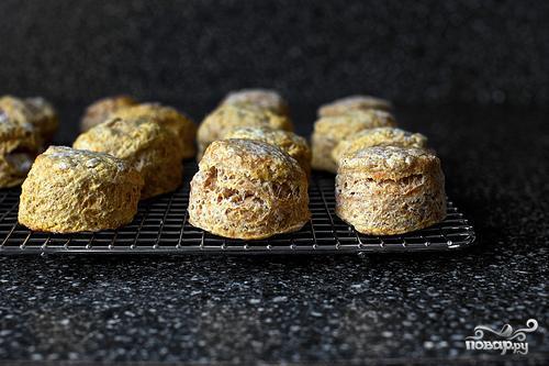 """Печенье из сладкого картофеля """"Пряное"""" - фото шаг 7"""
