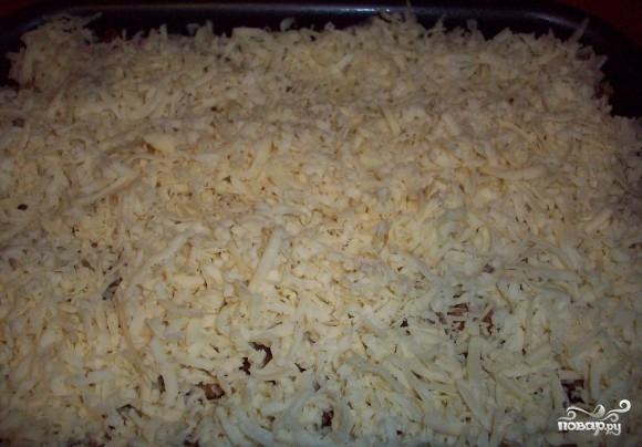 Запеканка из фарша и картофельного пюре в духовке видео
