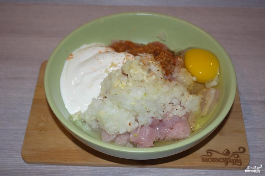 Мясо по-албански в духовке - фото шаг 4
