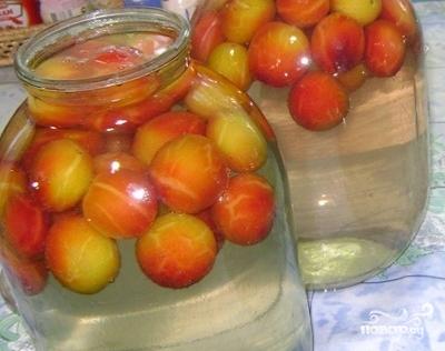 Компот из персиков на зиму - фото шаг 4