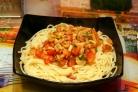 Вкусный соус к макаронам