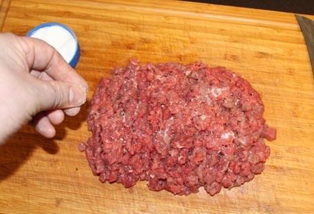 бифштекс из фарша в духовке рецепт с фото