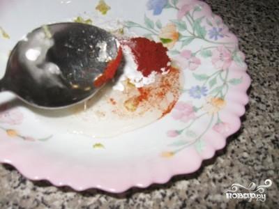 Печень по-китайски - фото шаг 2