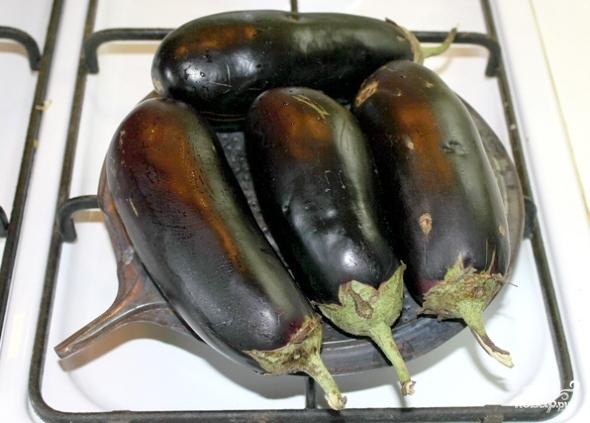 Баклажаны На Мангале Рецепт изоражения