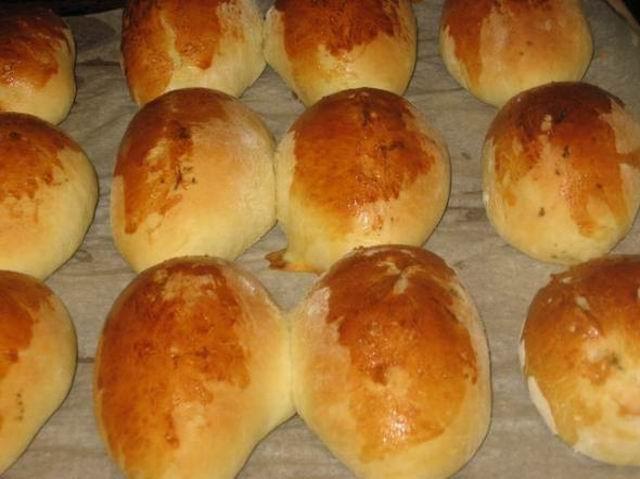 Пирожки с куриной печенью - фото шаг 13