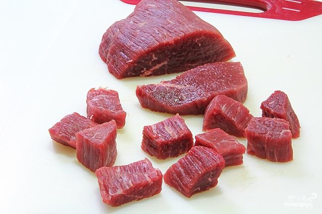Мясо по-харбински - фото шаг 1