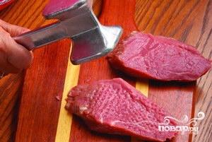 Мясо по-пражски - фото шаг 2
