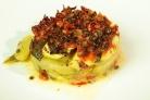 Запеканка из кабачков и картофеля