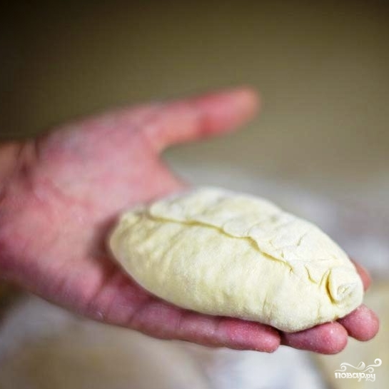 Пирожки с мясом и рисом - фото шаг 17
