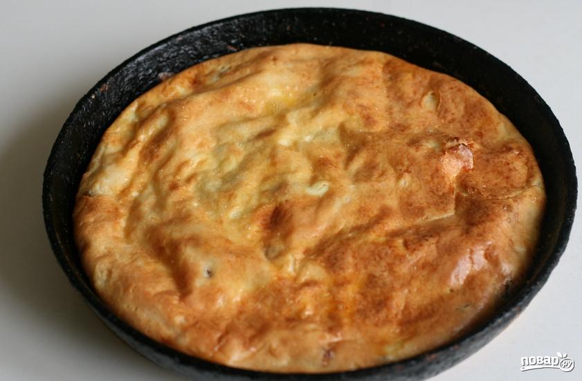 творожный пудинг в духовке рецепт с фото