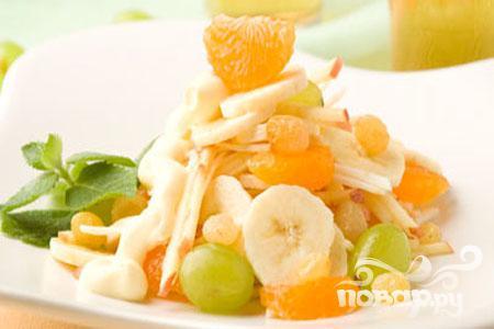 Рецепт Банановый салат