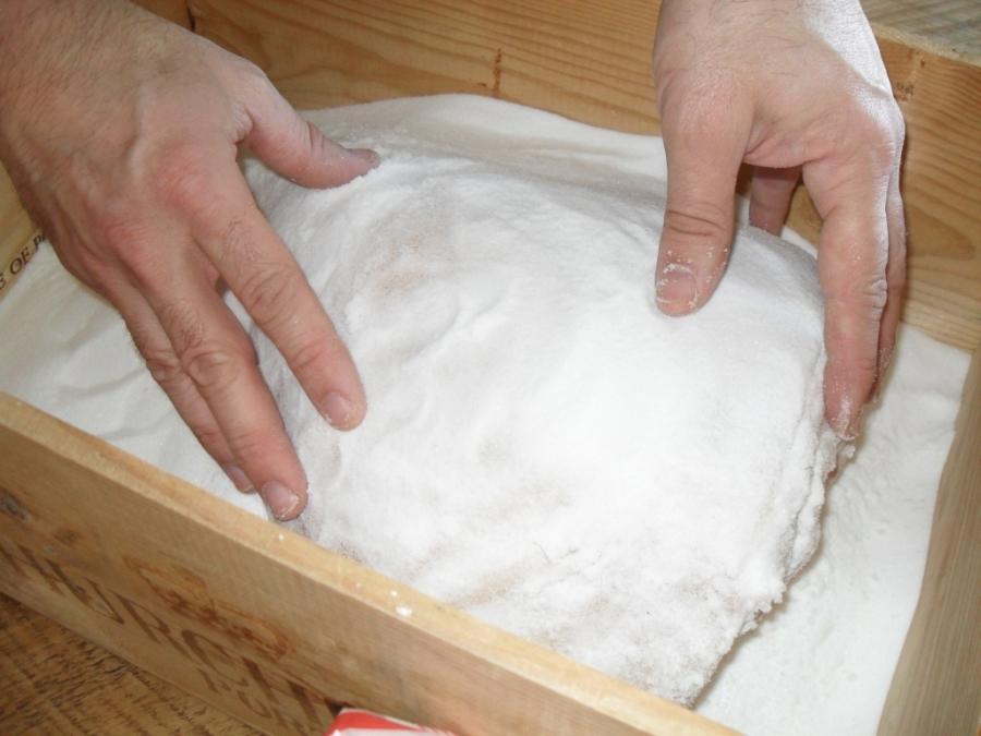 Пармская ветчина в домашних условиях - фото шаг 2