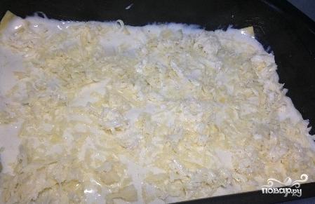 Сырная лазанья - фото шаг 6
