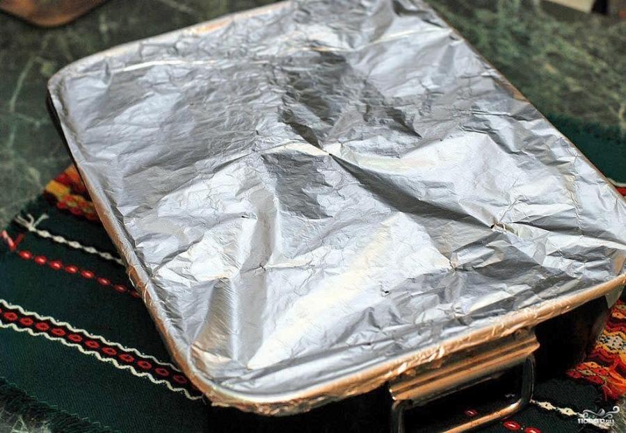 Картофель с розмарином и чесноком - фото шаг 4