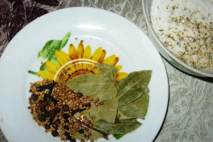 Рецепт Маринад для селедки