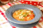 Перловый суп с солеными огурцами