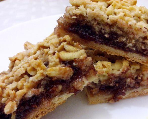 Печенье с вареньем и крошкой - фото шаг 6