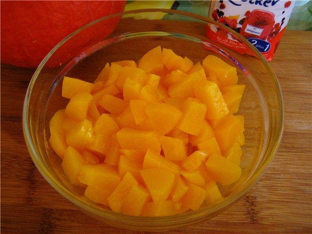 Варенье из персиков без сахара - фото шаг 2