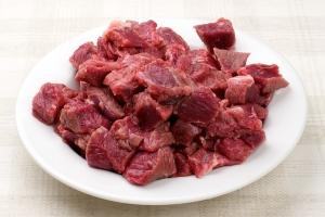 Рецепт Гуляш из говядины с картошкой