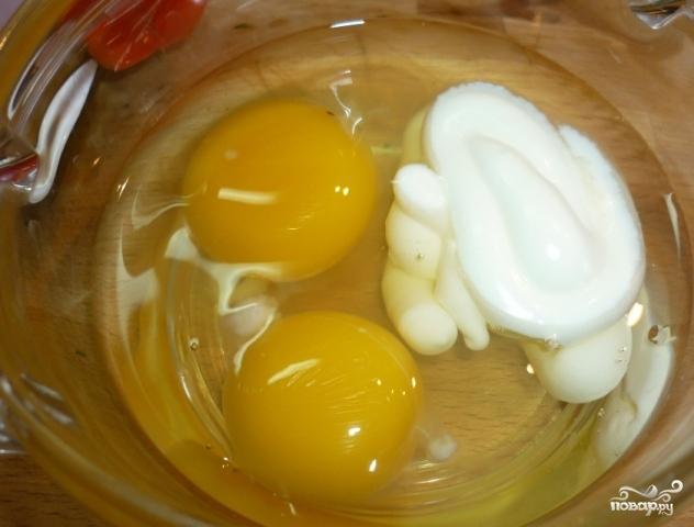 Рецепт Курица по-царски