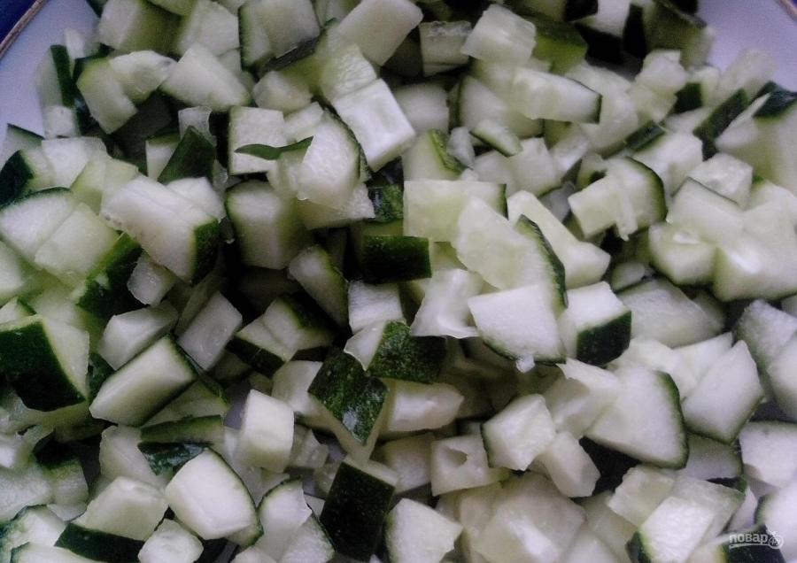 салат тарталетки пошаговый рецепт с фото
