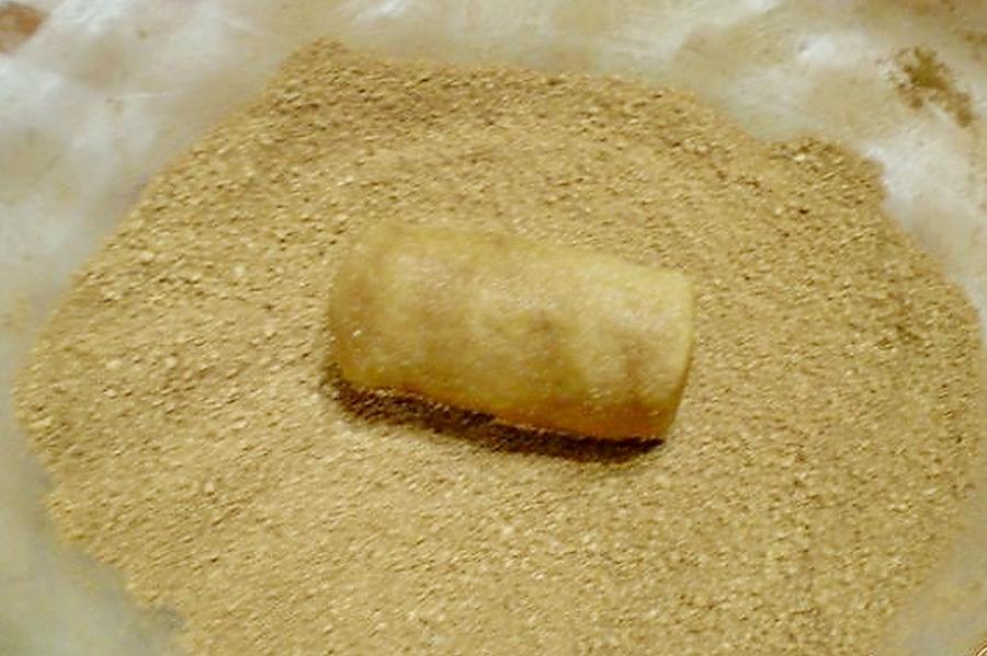 """Пирожное """"Картошка"""" из печенья - фото шаг 5"""