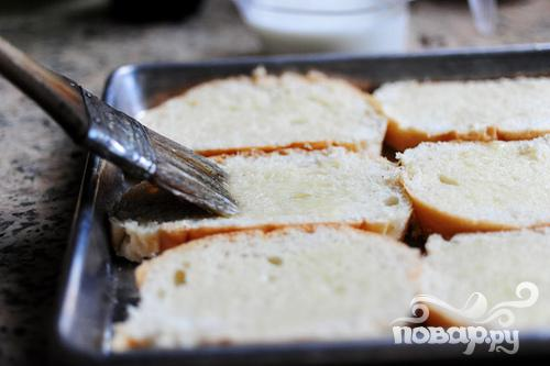 Валлийские бутерброды - фото шаг 2