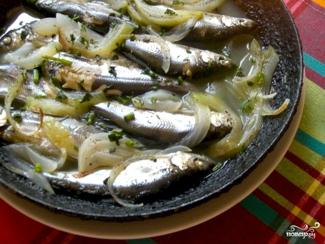 Рыба по-карельски