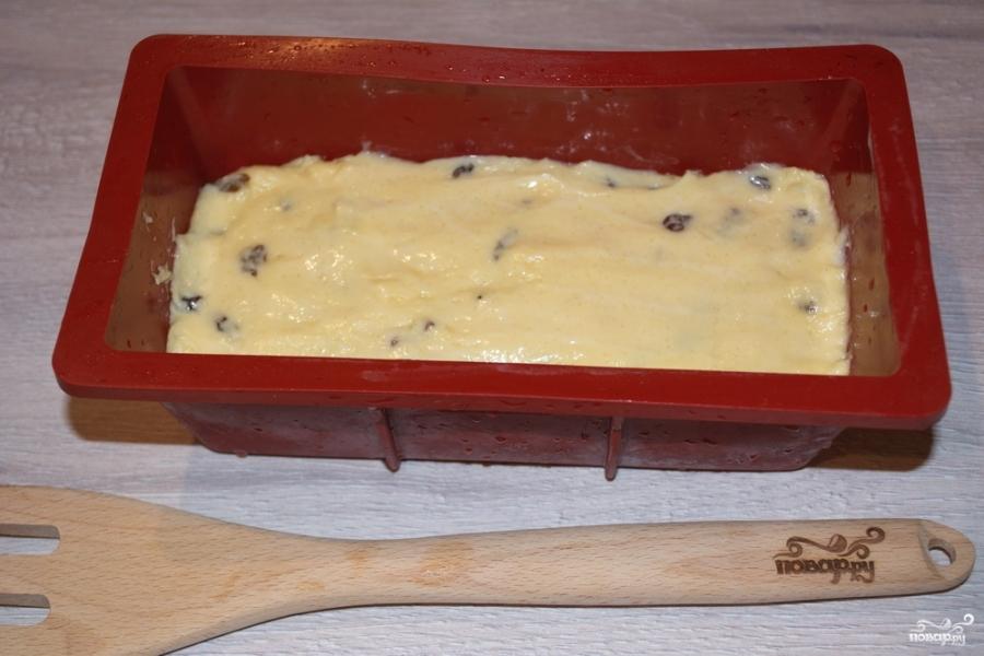 Бисквитное тесто для кексов - фото шаг 6