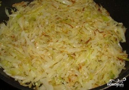 Солянка из свежей капусты с картошкой - фото шаг 5