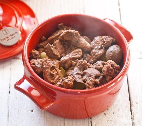 Мясо по-петровски - фото шаг 5