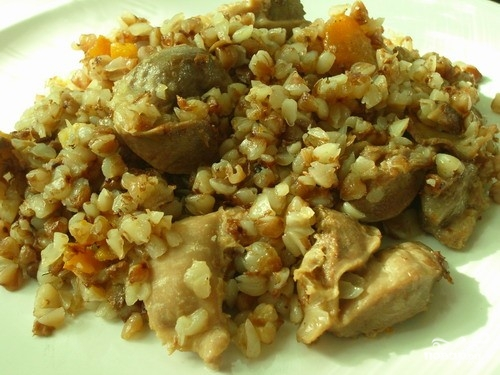 Куриные желудки сердечки печень рецепты пошагово 58