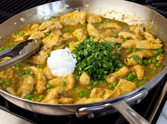 кусочки курицы в соусе рецепты