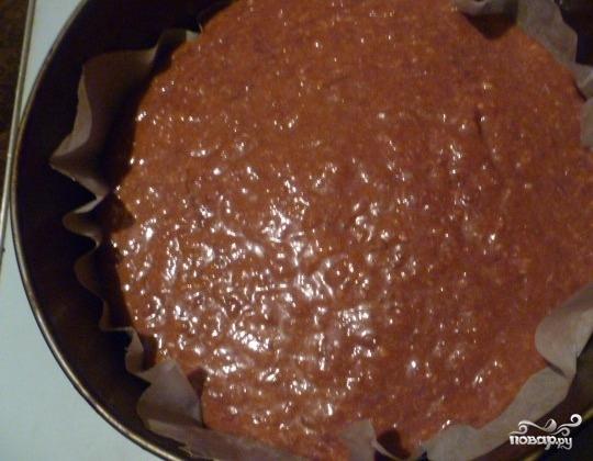 Печеночный пирог с морковью и луком - фото шаг 5