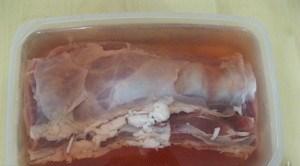 Пастрома из говядины - фото шаг 2