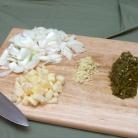 Рецепт Суп с говядиной и зелёным чили
