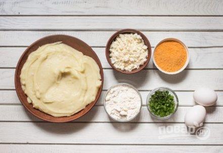Картофельные фрикадельки - фото шаг 1