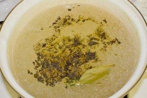 Суп-пюре с плавленым сыром - фото шаг 2