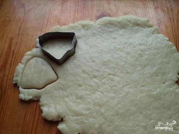 Печенье из кефира - фото шаг 4