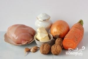 Рецепт Паштет из куриной грудки