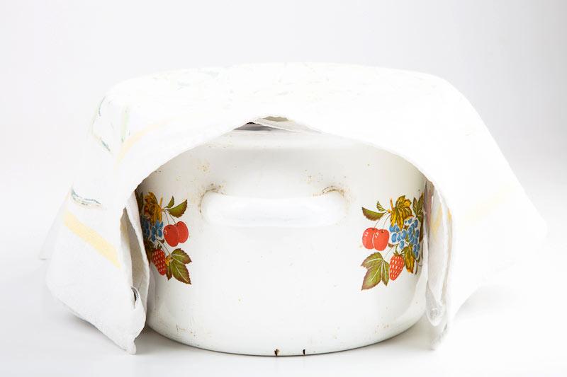 Узбекская лепешка - фото шаг 4