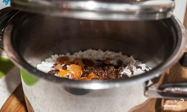 Кутья из риса с изюмом - фото шаг 5