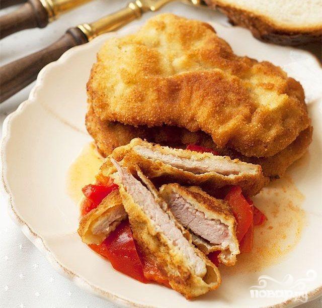 Мясо курицы запеченное в духовке рецепт