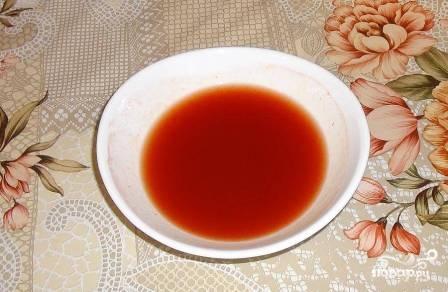 Рыба в кисло-сладком соусе - фото шаг 7