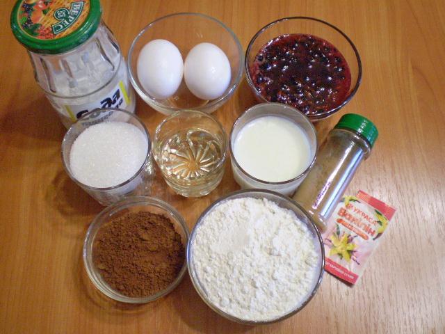 Быстрый торт - фото шаг 1